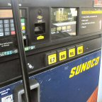 Gas at Sunoco