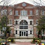 Borough hall.
