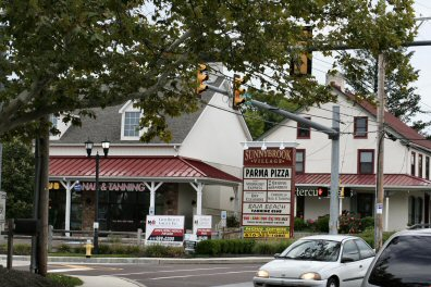 The nation's small business owners, like those who occupy Sanatoga's village district, seem optimistic despite the economy.