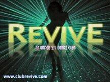 Club Revive logo.