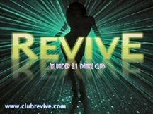 Club Revive logo.