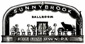 An original logo for Sunnybrook Ballroom.