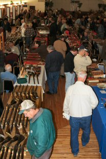 The antique gun show at Sunnybrook was last held in November 2008.