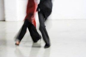 A fast tango.