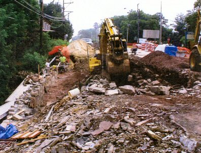As it was then, it may soon be again. Emergency repairs to the East High Street bridge a few years ago made it impassable. PennDOT expects to close it again this June for reconstruction.
