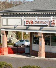 CVS on East High Street.