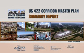 Cover of the 422 Master Plan Summary Report